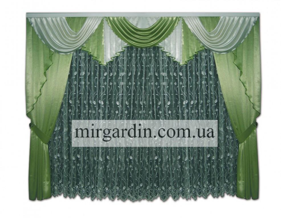 a1680f8023f Купить Комплект штор № 100 в интернет магазине MirGardin
