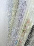 Тюль Лора (белый)