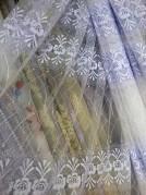 Тюль Вероника (белый)