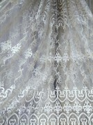 Тюль Жасмин (белый)