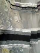 Тюль Илайн (серый)