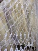 Тюль Арлин (белый)