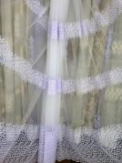 Тюль Рейна (белый)