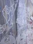 Тюль Линда (белый)