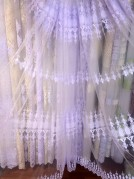 Тюль Азалия (белый)