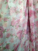 Тюль Ванесса (розовый)
