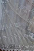Тюль Доминик (белый)
