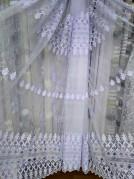 Тюль Агата (белый)