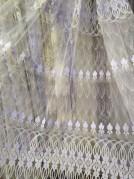 Тюль Ева (белый)