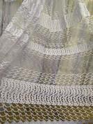 Тюль Николет (белый)