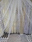 Тюль Фелисия (белый)