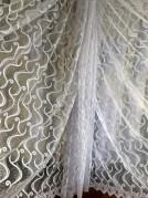 Тюль Лия (белый)