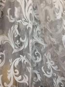 Тюль Тифани (белый)