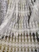 Тюль Авелина (белый)