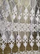 Тюль Ксения (белый)