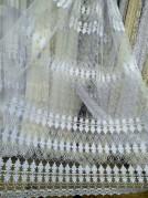 Тюль Жанет (белый)
