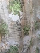 Тюль Лаура (зеленый)