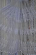 Тюль Эвелин (белый)