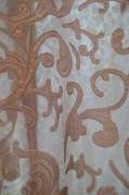 Тюль Барашка (шоколадный)
