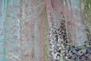 Тюль Барашка (розовый)