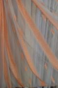 Тюль Египетская (персиковый)