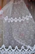 Тюль Лана (белый)