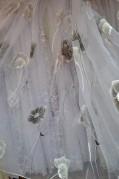 Тюль Аманда (серый)