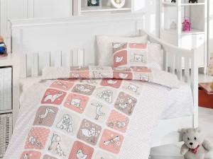 Детское постельное бельё Luci Pudra First Choice Бамбук в кроватку