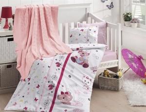 Детское постельное бельё Cute Baby First Choice Nirvana в кроватку