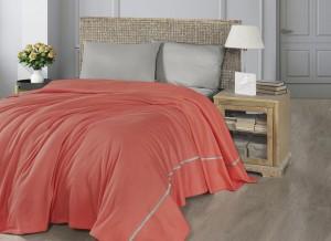 Летний постельный набор Soft Pike Coral