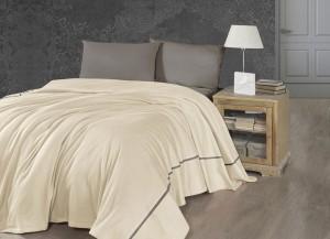 Летний постельный набор Soft Pike Krem