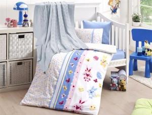 Детское постельное бельё Sweet Toys Mavi First Choice Nirvana в кроватку