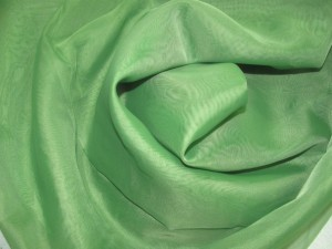 Шифон зеленый Турция