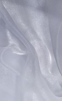Органза белый