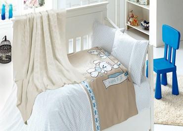 Детское постельное бельё Baby Mavi First Choice Nirvana в кроватку
