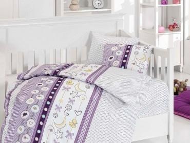 Детское постельное бельё Chick Lila First Choice Бамбук в кроватку