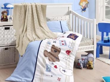 Детское постельное бельё Joy First Choice Nirvana в кроватку