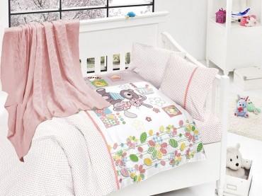 Детское постельное бельё Well First Choice Nirvana в кроватку