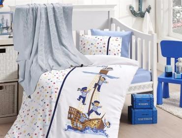 Детское постельное бельё Sailors First Choice Nirvana в кроватку