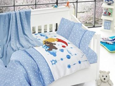 Детское постельное бельё Sleeper Mavi First Choice Nirvana в кроватку