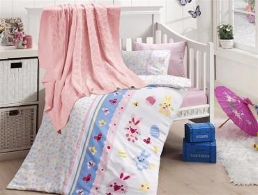 Детское постельное бельё Sweet Toys Pembe First Choice Nirvana в кроватку