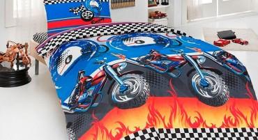 Постельное бельё Motocross First Choice Бязь