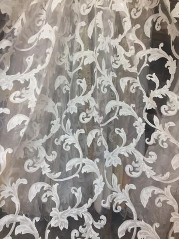 Тюль Флоренция (белый)