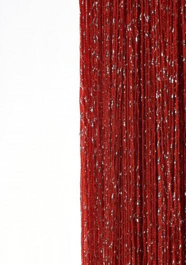 Дождь №17 - Красный