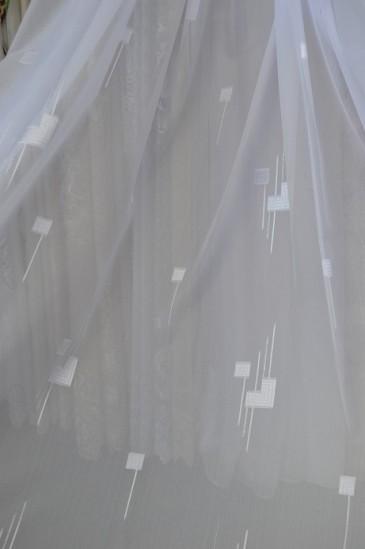 Тюль Инес (белый)