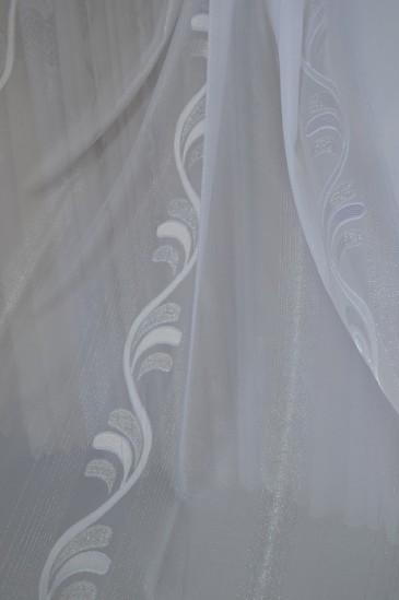 Тюль Инга (белый)