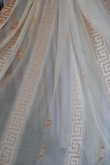Тюль Египетская (бежевый)