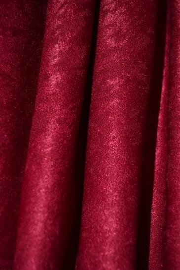 Шторы Метрополь (бордовый)