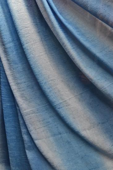 Шторы Грейс (голубой)