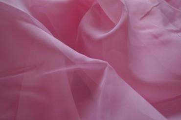 Шифон розовый Китай